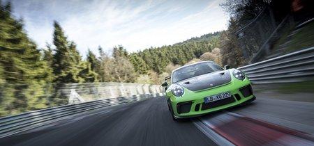 En video: ¡El Porsche 911 GT3 RS se devora Nürburgring en 6:56.4 minutos!