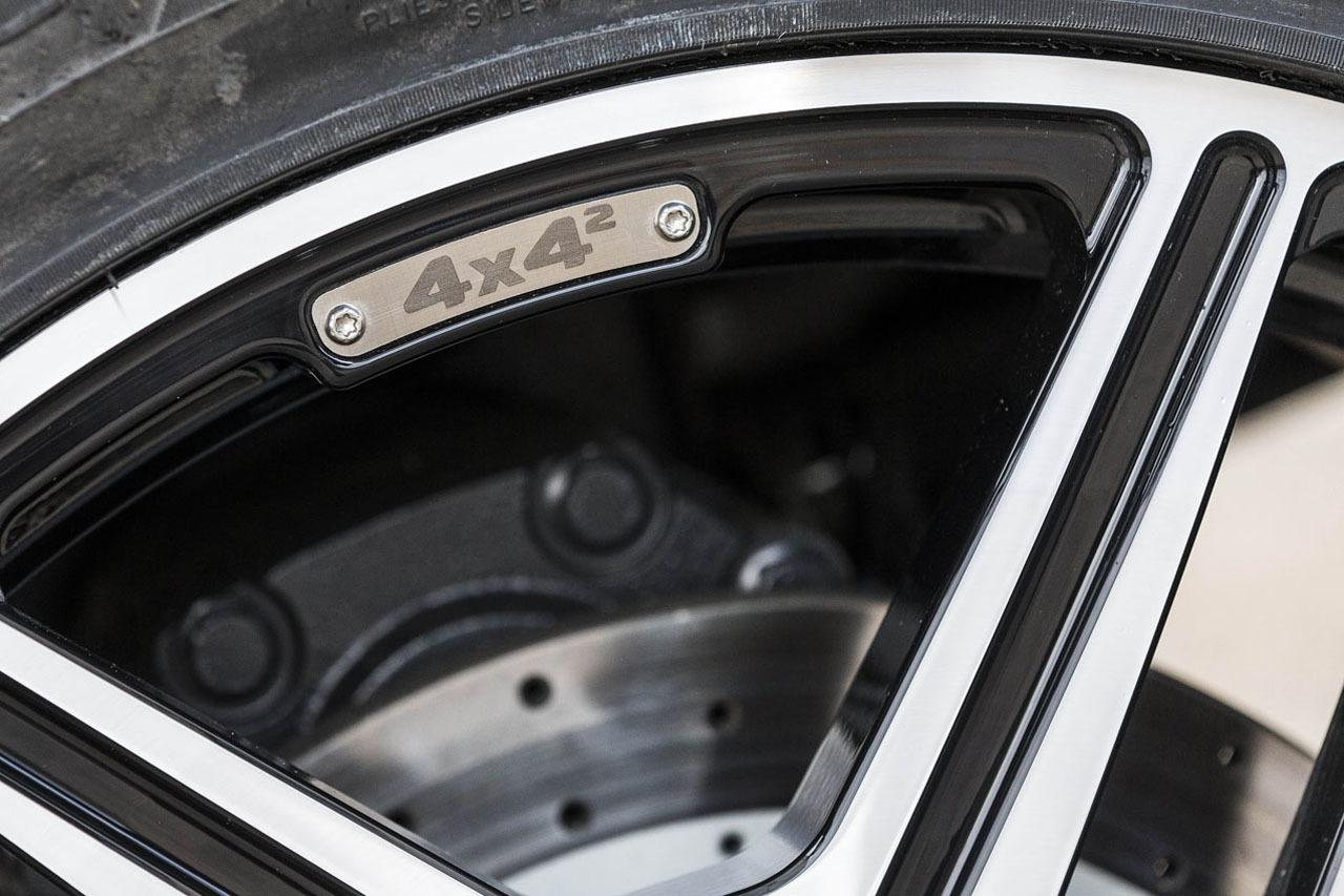 Foto de Mercedes-Benz G 500 4x4², toma de contacto (103/127)