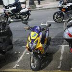 El Madrid Central de Martínez Almeida: motos, bicis y patinetes, fuera de las aceras de Madrid