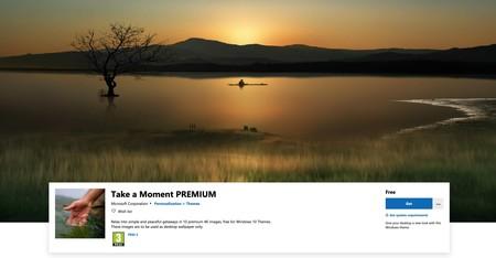 Take A Moment Premium