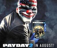 'PAYDAY 2' llegará en formato físico a PS3 y Xbox 360