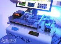 Nanofibras que responden a la torsión, el secreto tras el móvil flexible de Nokia Kinetic Labs