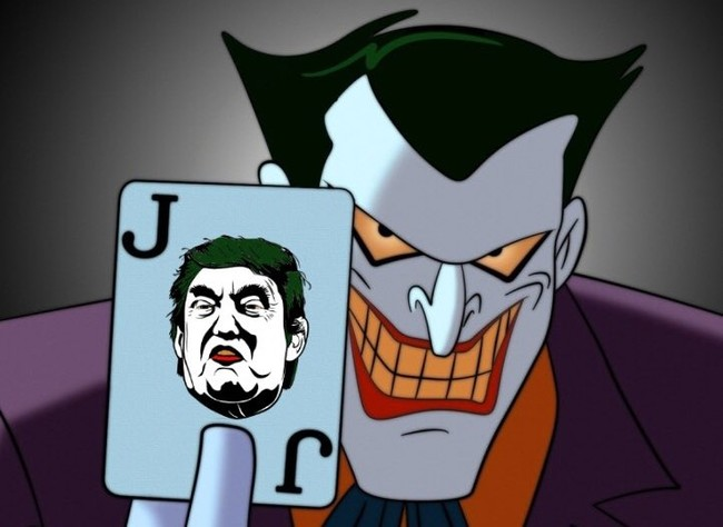 Joker y Trump