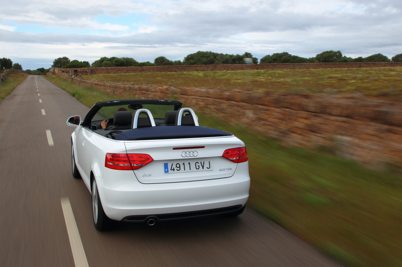 Foto de Audi A3 Cabrio (26/48)