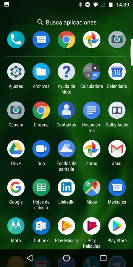 Bloatware Motorola