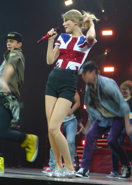 Taylor Swift look concierto