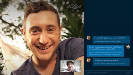 Skype Translator Preview 1