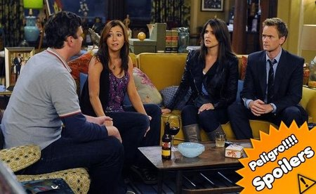 'How I met your mother' sigue en forma