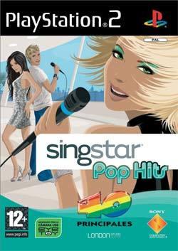 Más SingStar con 'SingStar 40 Principales'