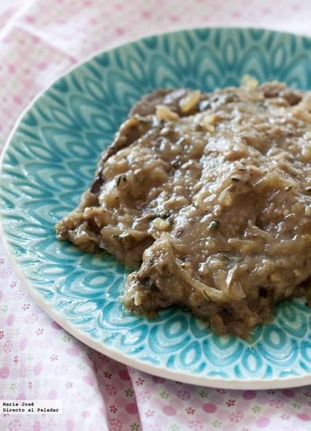 Receta de carbonade flamande o carbonada flamanda de ternera, uno de los platos nacionales de Flandes
