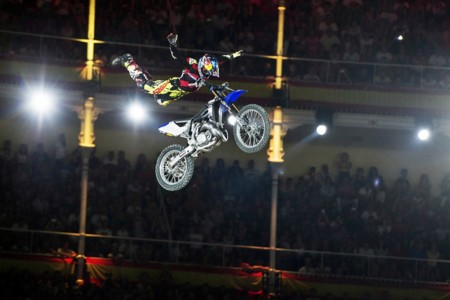 Tom Pages Red Bull X Fighters Madrid 2015