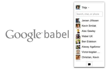 Imágenes y textos de Google Babel localizados en el código fuente de Gmail: ya sólo es cuestión de tiempo