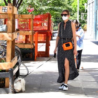 Olivia Palermo y Emma Roberts: dos looks totalmente opuestos para desprender tendencia en tu día a día (sea cual sea tu estilo)