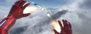 Del casco de Iron Man a los ojos de un gigante. Los nuevos títulos para Playstation VR demuestran que lo virtual está refinando su lenguaje