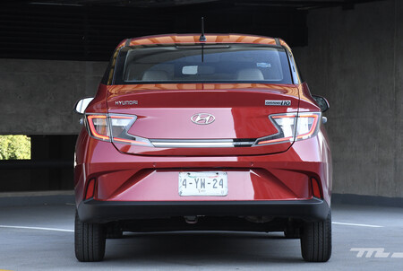 Hyundai Grand I10 Sedan 2021 Opiniones Prueba Mexico 6