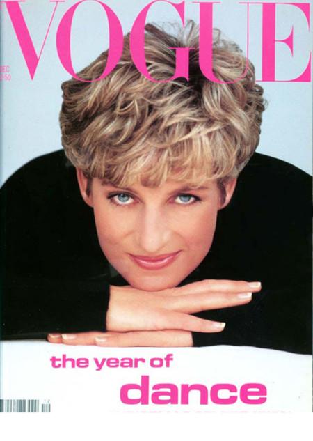 Lady Di Vogue 1991
