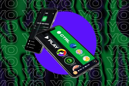 """Yo Mobile: la democratización de la telefonía llega a México con """"Paga lo que puedas"""", decide cuanto pagar en tu plan mensual"""