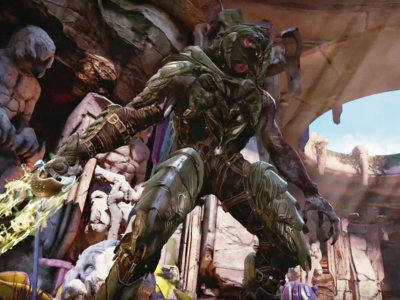 Killer Instinct da el Ultra-Combo en su nuevo tráiler: directo de Halo llega el Inquisidor