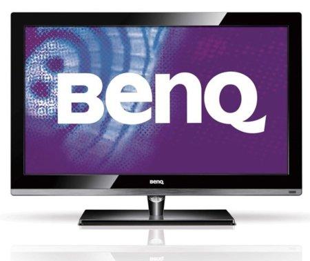 Benq también nos ofrece televisores LED para todos