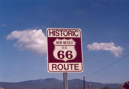 Mi experiencia conduciendo por la mítica Ruta66 (I)