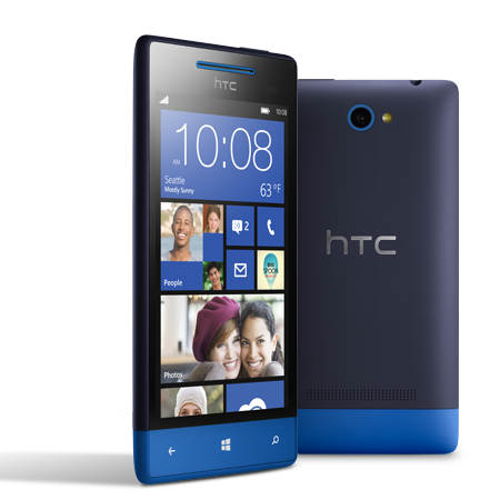 HTC 8S, el primer Windows Phone 8 confirmado para México