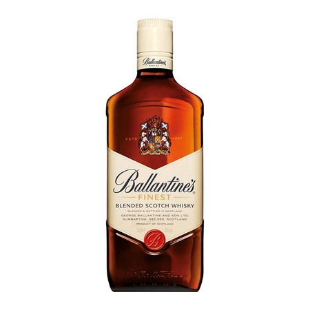 Whisky Ballantines finest escocés