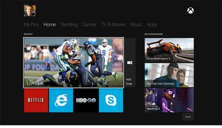 Xbox Live también se renueva con la llegada del Xbox One