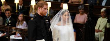 ¡Impresionante! Así es el vestido de novia de Meghan Markle