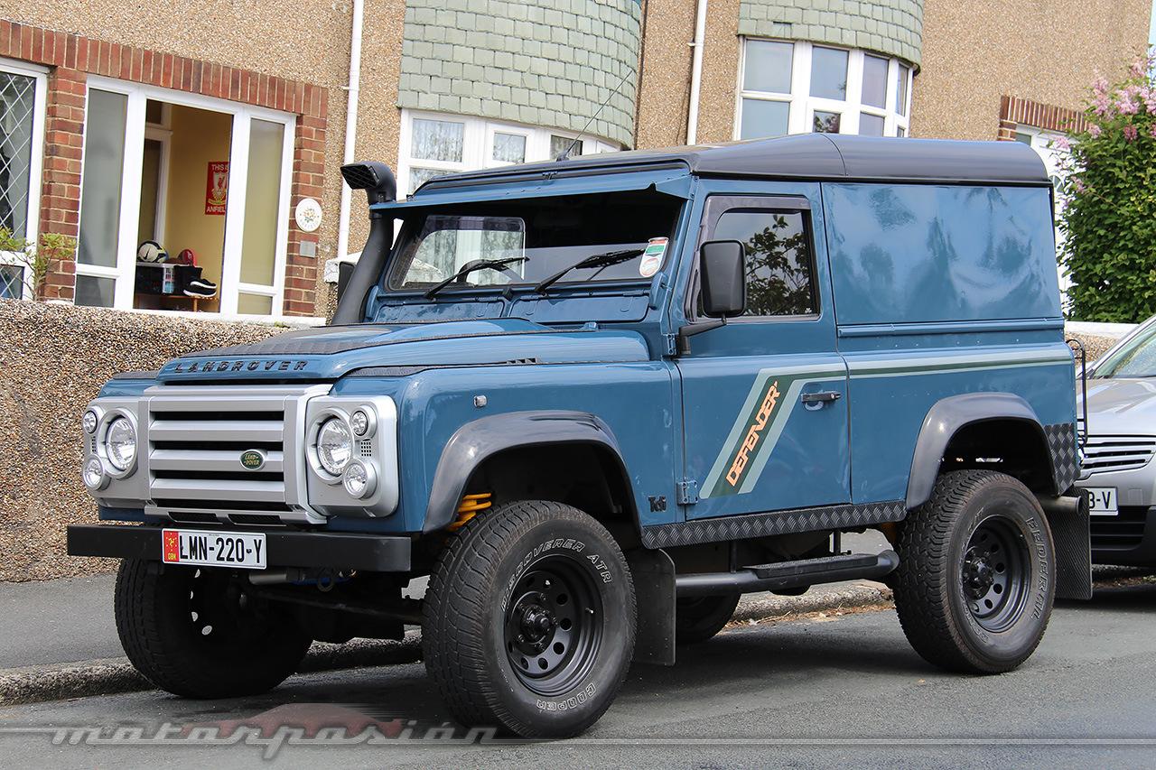 Foto de Land Rover Defender (8/15)