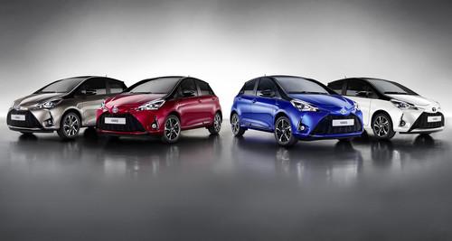 Toyota Yaris 2017: nueva mirada, más equipamiento y nuevo motor 1.5 VVT-iE para el pequeño urbano