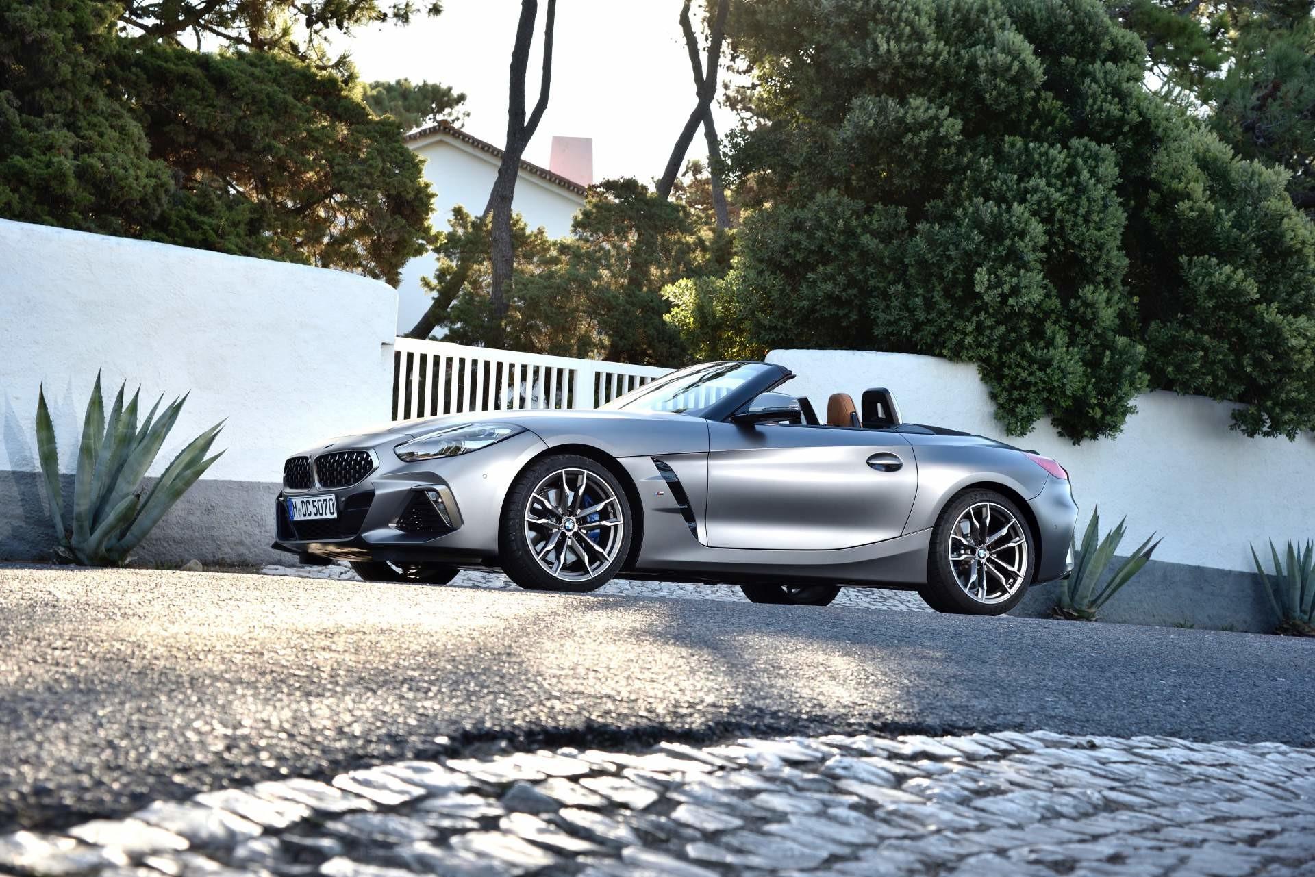 Foto de BMW Z4 M40i 2019 (38/84)