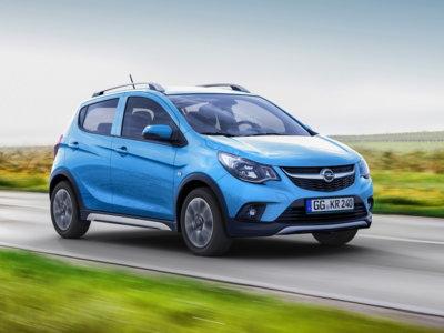 Opel Karl Rocks, un mini todocamino rumbo al Salón de París