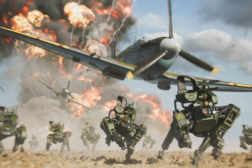 Battlefield 2042 arrasa con Portal, un editor de locura con mapas y ejércitos del pasado y el futuro
