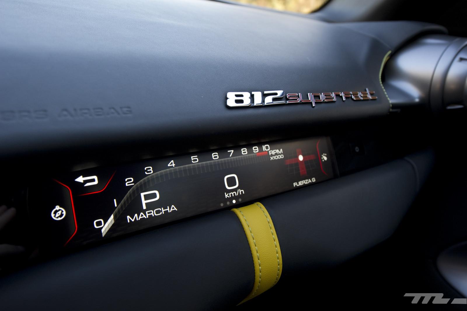 Foto de Ferrari 812 Superfast (prueba) (5/55)