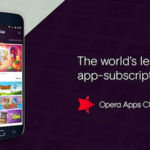 La suscripción mensual para apps llega con Opera Apps Club