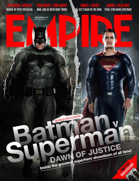 Nueva imagen de Batman v Superman