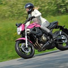 Foto 30 de 51 de la galería yamaha-xj6-rosa-italia en Motorpasion Moto