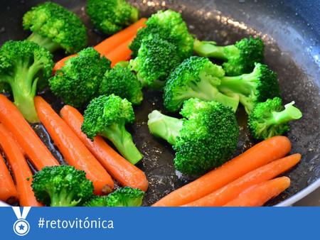 #RetoVitónica: te retamos a seguir una semana de alimentación vegetariana