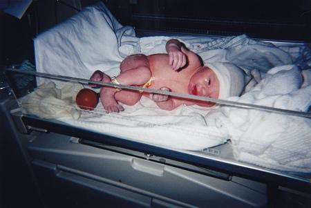 Bebés en situación de riesgo para su desarrollo