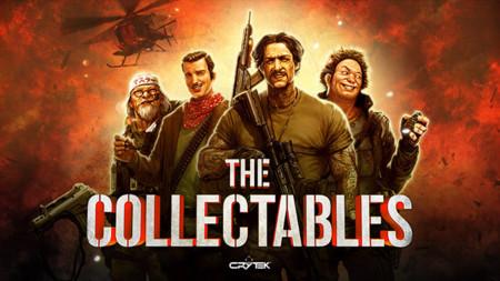 The Collectables, gráficos de primera para el primer juego free-to-play de Crytek para iOS