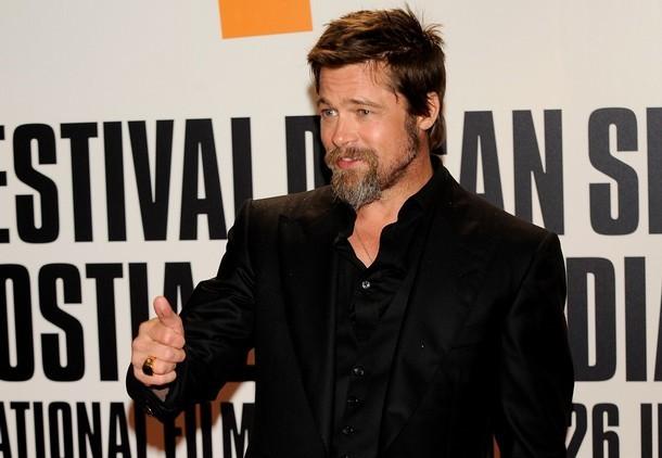 Foto de Brad Pitt en el Festival de Cine de San Sebastián (3/8)