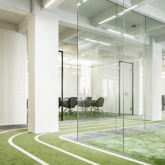 Foto 7 de 9 de la galería oficinas-one-football en Trendencias Lifestyle