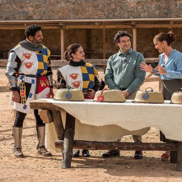 MasterChef Celebrity se va al mercado medieval (y los concursantes siguen viviendo en la barbarie gastronómica)