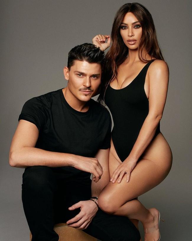 Kim Kardashian y su maquillador Mario Dedivanovic lanzan una alucinante colección de maquillaje