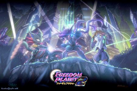 Freedom Planet 2 presenta a Lilac y Carol con más de un minuto de gameplay