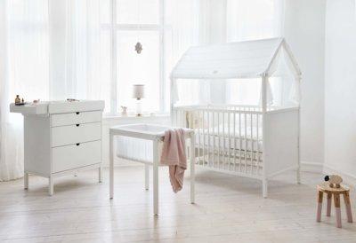 Stokke® Home™, la habitación infantil que crece con tu bebé y se adapta a sus necesidades