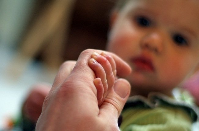 Desarrollo motor del bebé