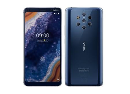 Nokia 9 PureView a detalle: así se ve en todo su esplendor el primer smartphone con cinco cámaras traseras