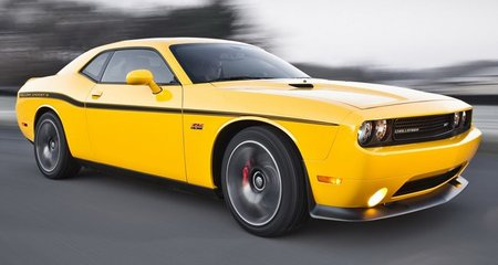 Dodge Challenger SRT8 392 Yellow Jacket, para Los Ángeles