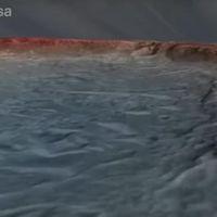 Sobrevuela en este vídeo en 3D la zona de aterrizaje del rover Rosalind Franklin en Marte
